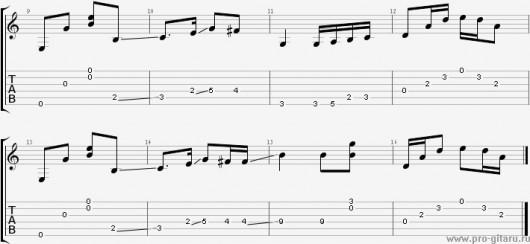 ддт метель аккорды 2 гитара