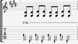 урал байкер блюз аккорды