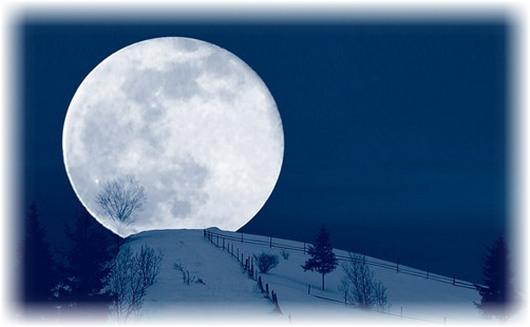 луна успокой меня