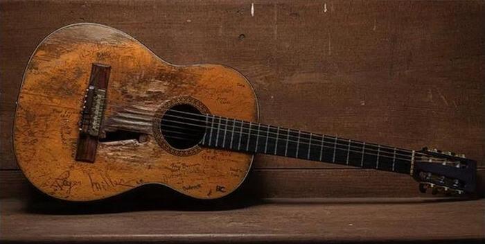Выбор гитары б/у или новая