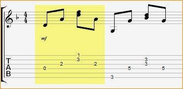 гитарный перебор девочка с флейтой