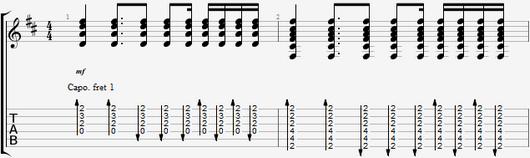 земфира мы разбиваемся простые аккорды